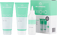 DE LORENZO TRICHO NATURAL SCALP THERAPY CONTROL TREATMENT PACK FOR OILY SCALPS