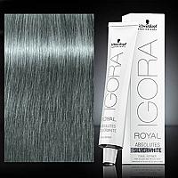 Igora Royal Absolutes Silver White Slate Grey 60mL