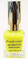 Luminart Neon Glow in the Dark Nail Polishes 15ml-Fluorescent Yellow
