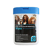 Easi Hair Colour Remover Wipes 20Pk