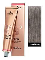 Schwarzkopf Professional BLONDME Toning Cream Steel Blue Toner 60ml