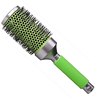 Brushworx Be-Bop Hot Tube Hair Brush - Large
