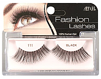 Ardell Fashion Lashes 1-pr. Black 111