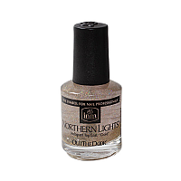 INM Northern Lights Hologram Top Coat Gold 0.5oz