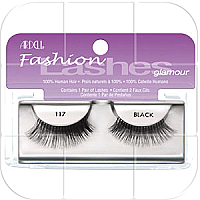 Ardell Fashion Lashes Glamour - 117 Black