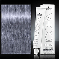 Igora Royal Absolutes SilverWhite Grey Lilac 60mL