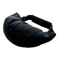 Tranquility Soft Dreams Eye Pillow Black