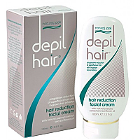 Natural Look Depil-Hair Reduction Facial Cream 100mL