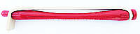 Perm Rods-LIGHT WEIGHT STYLE Perm Rods (1141) - Price per bag of 12 rods - Maroon (80mm long x 4mm central dia)