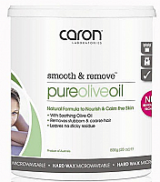 Caron Smooth & Remove Olive Oil Hard Wax 800g