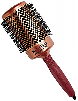 OLIVIA GARDEN HEAT PRO CERAMIC ION COPPER HAIR BRUSH HP-62