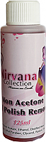 Nirvana Collection Non Acetone Nail Polish Remover-125ml