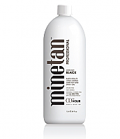 MINE TAN BODY SKIN DARK ASH-BLACK SOLUTION 1L