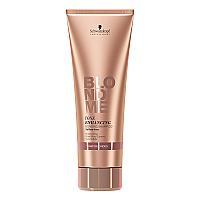 Schwazkopf BlondMe Tone Enhancing Bonding Shampoo - Warm Blondes 250ml