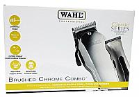 WAHL BRUSHED CHROME COMBO TAPER 2000 & BERET TRIMMER