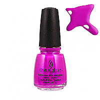 China Glaze Purple Panic 14mL