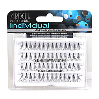 ARDELL PROFESSIONAL INDIVIDUAL DURALASH LASHES - FLARE LONG BLACK