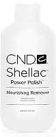 CND Shellac Power Polish Nourishing Remover 236ml/8oz