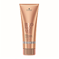 Schwarzkopf Blondme Tone Enhancing Bonding Shampoo - Cool Blondes 250ml