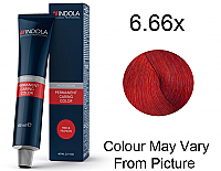 Indola Profession 6.66x - Dark Blonde Extra Red 60g