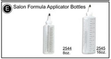 8 Oz. Applicator Bottle