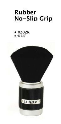 0202R Luxor Deluxe Rubber Grip Duster