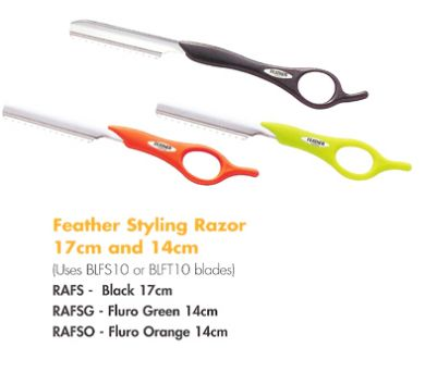 Feather Styling Razor