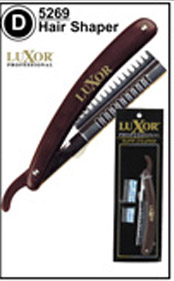 Luxor Professional Hair Shaper with Blade