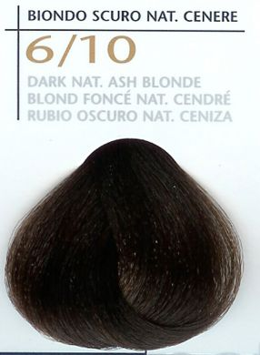 6/10 Dark Nat Ash Blonde