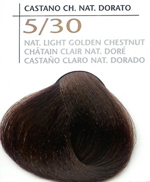 5/30 Nat Light Golden Chestnut