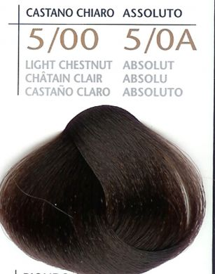 5/00 Light Chestnut