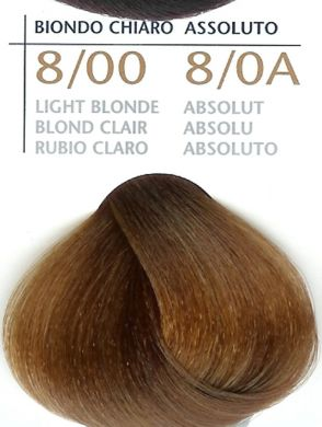 8/00 Light Blonde