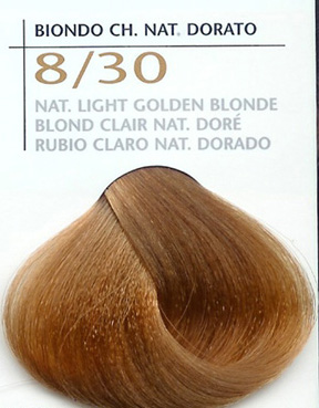 8/30 Nat Light Golden Blonde