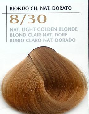 8/30 Nat Light Golden Blonde