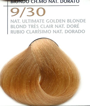 Colorianne Prestige 9/30 Natural Ultimate Golden Blonde 100g Tube