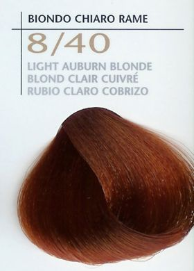 8/40 Light Auburn Blonde