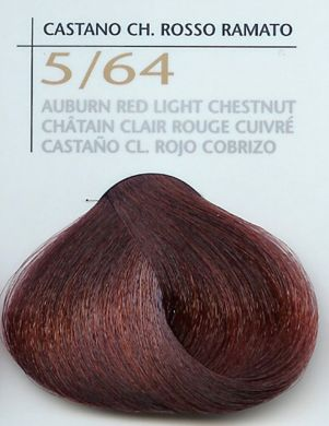 5/64 Auburn Red Light Chestnut