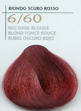6/60 Red Dark Blonde