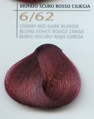 6/62 Cherry Red Dark Blonde