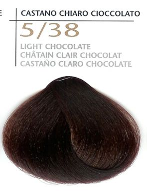 Colorianne Prestige 5/38 Light Chocolate 100g