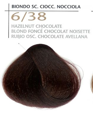 Colorianne Prestige 6/38 Hazelnut Chocolate 100g