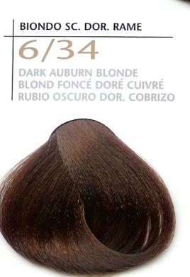 6/34 Dark Auburn Blonde