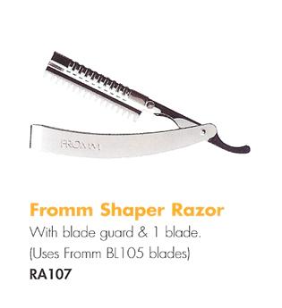 FROMM SHAPER/RAZOR