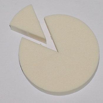Cosmetic Sponge Wedges Pk8