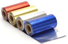 Desoto Red Aluminium Foil 100m roll