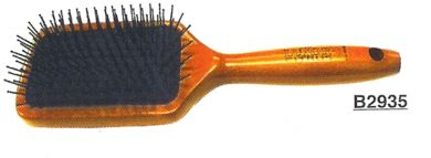 B2935 Luxor Citrus Cushion Paddle Brush