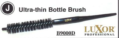 Luxor Ultra Thin Bottle Brush