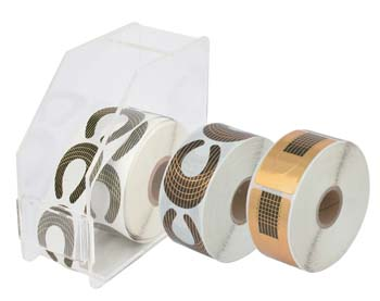 4009 500 Roll Nail Forms Medium