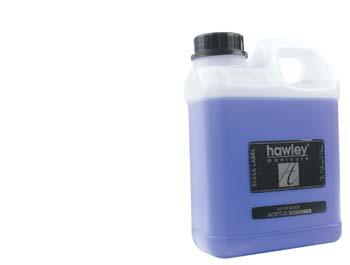Hawley Black Label Acrylic Liquid 1000ml