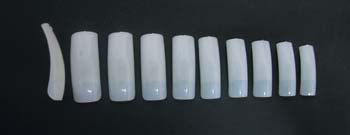 Hawley Ultra Nail Tips-100/Tray